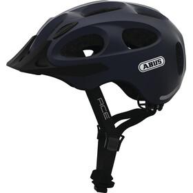 ABUS Youn-I Ace Cykelhjelm, metallic blue